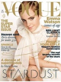 Vogue Magazine Cover Star Jennifer Lawrence - November 2012 (Vogue.com UK)