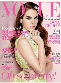 Vogue Magazine Cover Star Jennifer Lawrence - November 2012 (Vogue.com UK)