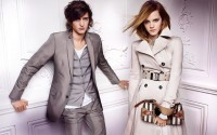 Emma Watson fashion fashion photography Burberry - Wallpaper (#833334) / Wallbase.cc