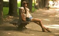women streets fashion Spanish Victorias Secret Clara Alonso mini skirts dressed - Wallpaper (#2101144) / Wallbase.cc