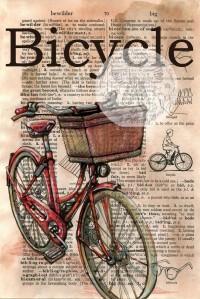 flying shoes art studio: BICYCLE