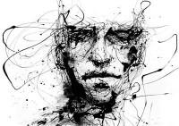 lines hold the memories Art Print by Agnes-cecile | Society6