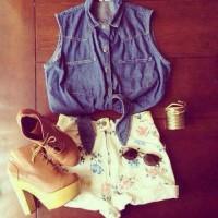 Fashion   via   We Heart It
