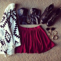 fashion girl   Tumblr   We Heart It