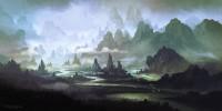 The River of Ang-roth by ~FerdinandLadera