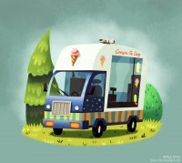 nsmith_ice-cream-van.jpg by Natalie Smith