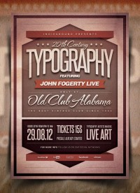 Making Art With Fonts - 39 Typography Designs