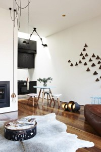 Ultra cool house in Hardison Street | Designhunter - architecture & design blog
