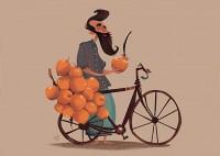 Illustrations by Isuri Merenchi Hewage   Inspiration Grid   Design Inspiration