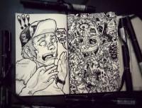 Doodles Illustrations – Fubiz™