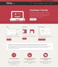 PrimePress - Free Premium WordPress Theme - CrazyLeaf Design Blog