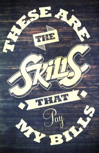 More awesome type & lettering