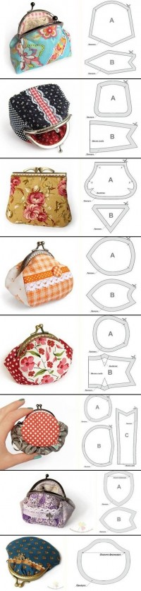 DIY Cute Purse Templates DIY Projects | UsefulDIY.com