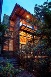 Treehouse architecture in Mexico | Designhunter - architecture & design blog