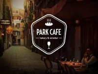 Park Cafe Logo by Hatchers