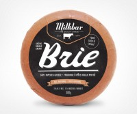Milkbar Cheese - The Dieline -