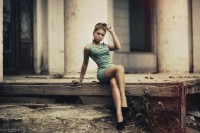 500px / she by Karen Abramyan