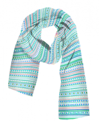 Fresh Native Bandana Scarf - Vividly