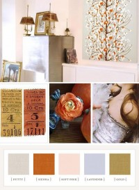 Browse metallic color stories | 100 Layer Cake