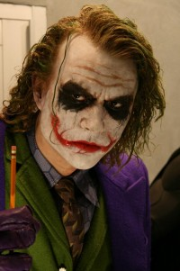 HEATH LEDGER the Joker by *BobbyC1225