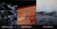 Kauno gatvi? duobes prilygino Marso krateriams / Auto / lrytas.lt