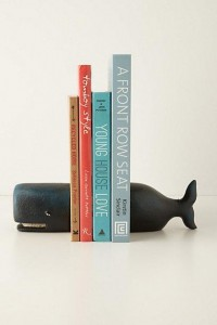 swissmiss | Whale Bookends