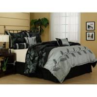 Napa 7-Piece Bedding Comforter Set - Walmart.com