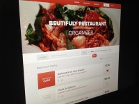 WIP_Food Site by Nemanja Milosevic