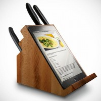 Victorinox 13-Slot Tablet Knife Block | Fancy Crave