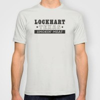 Lockhart TX T-shirt by BarakTamayo | Society6