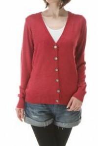 ☆12G LS外套增添新的色彩跨度人造絲 V☆|官方Lowrys農場商店|女性時尚品牌[LOWRYS FARM]