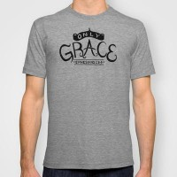 Only Grace T-shirt by BarakTamayo | Society6