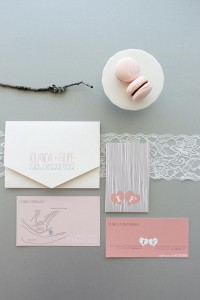 Silver and pink Portugal Wedding with Parisian touches | Belle & ChicBelle & Chic