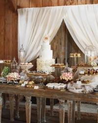 Delicious and Imaginative Dessert Tables