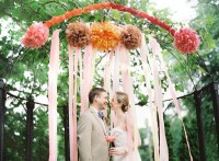 Inspired by this Bright Summer Styled Wedding Session | Inspired by This Blog