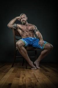Of Beards and Men by Joseph OLeary @ ShockBlast