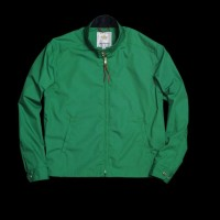 UNIONMADE GOODS - golden bear - The Tiburon Jacket in Kelly Green
