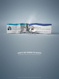 Advertising Done Right: 25 Memorable Ads | inspirationfeed.com