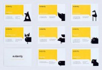 Brand New: New Identity for and by Evidently