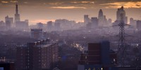 East London ‹ London from the Rooftops
