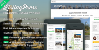 WordPress - ListingPress - Real Estate & Listings WP Theme | ThemeForest