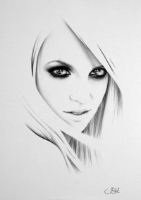 Realistic Pencil Drawings by Ileana Hunter | Cuded
