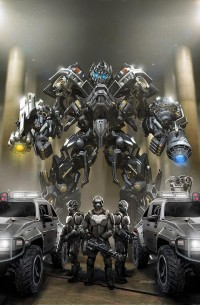 Imgflickr » TRANSFORMERS: THE REVENGE OF THE FALLEN MOVIE PREQUEL: DESTINY: ALLIANCE #2