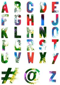 Illegal Move illustrated alphabet by Chris Keegan