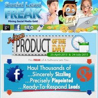 Best JVZOO Reviews » Blog Archive » [GET] Social Lead Freak Review. Download.