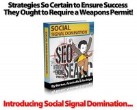 Best JVZOO Reviews » Blog Archive » [GET] Social Signal Domination Review. Download.