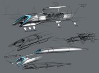 Elon Musk reveals plans for high-speed Hyperloop | The Verge