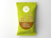Before & After: Angie's Kettle Corn  - The Dieline -