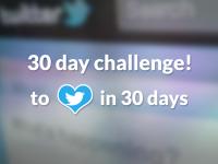 Twitter Challenge by Aiste