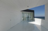 Fogo Island Studios Design by Saunders Architecture